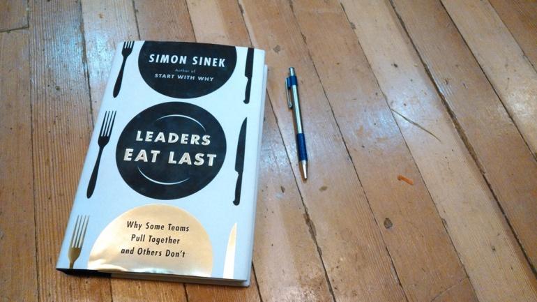 Simon Sinek: Why Leaders Eat Last