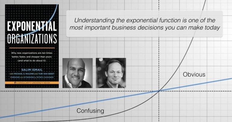 ExponantialOrganizationsGraph