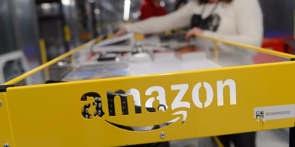 Data Scientist at Amazon CorporateLLC